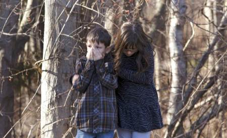 kids in Sandy Hook
